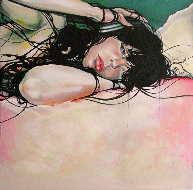 An Update with Martine Johanna: JuxtapozMartineJohanna003.jpg