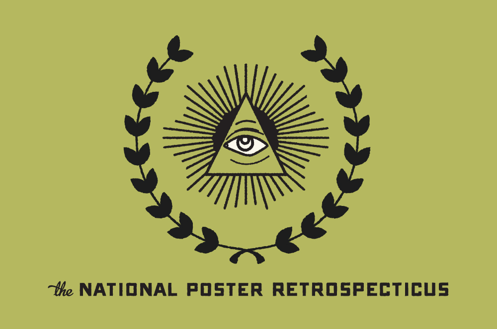 The National Poster Retrospecticus @ Cotton Candy Machine, Brooklyn: National-Poster-Retrospecticus-Logo.jpg