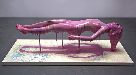 Gorgeous Conceptual Sculptures from Ted Lawson: mortality-is-a-myth-01.jpg