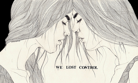 Kaethe Butcher's Playful Drawings: tumblr_n90lwcUiXI1sj1vz2o1_1280.jpg