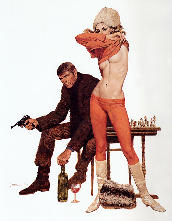 The Work of Robert McGinnis: 32359778-normal_QMan-REM-LEG-05-Wild-Midnight-Falls.jpg
