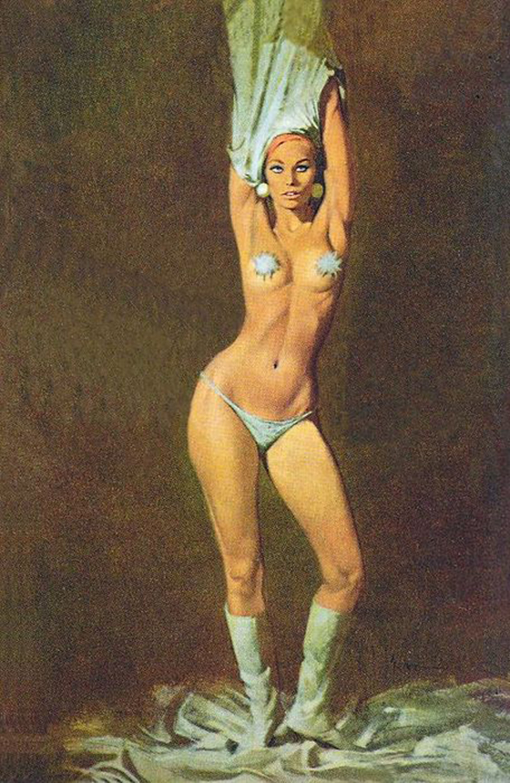 The Work of Robert McGinnis: Robert McGinnis. DO-015.jpg