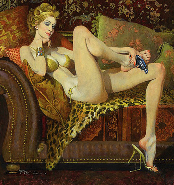 The Work of Robert McGinnis: mcginnis.jpg