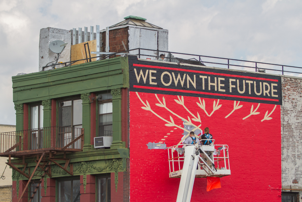 "Shepard Fairey ""We Own The Future"" Mural, Lower East Side, Manhattan: IMG_0898_Shepard-Fairey-8_19_14-LISA-NYC.jpg"