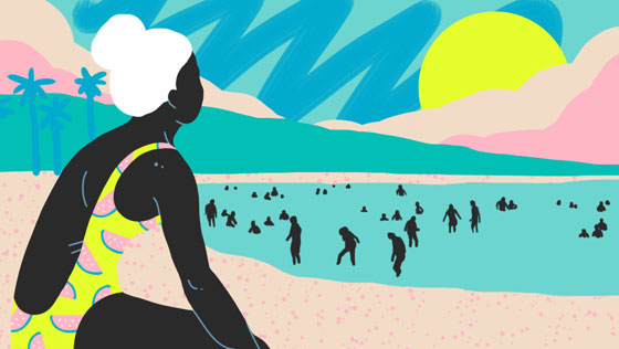 Sara Andreasson's Summertime Illustrations: main.jpg