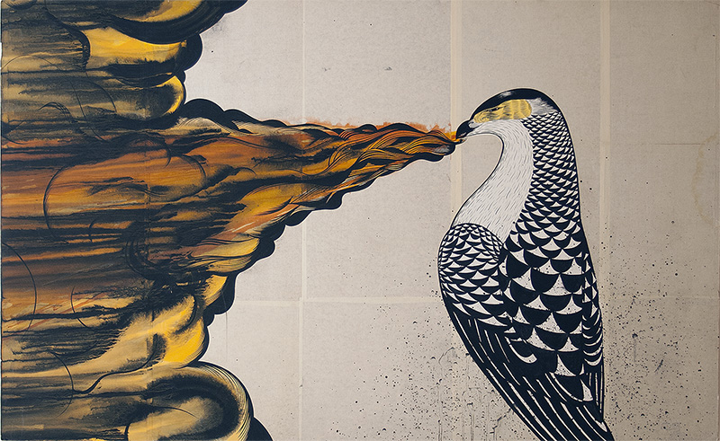 """Spirit Animal"" @ Subliminal Projects, LA: JuxtapozSpiritAnimal002.jpg"