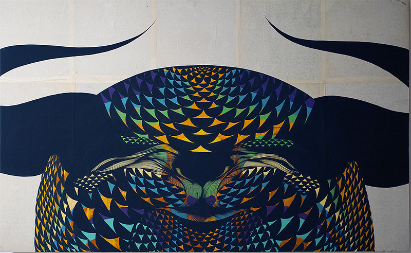 """Spirit Animal"" @ Subliminal Projects, LA: JuxtapozSpiritAnimal003.jpg"