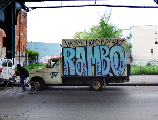 Scene Report: New York: Rambo whph.jpg