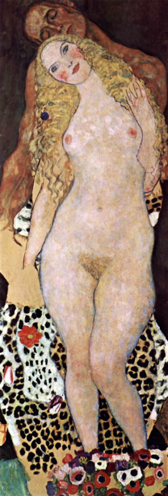 Vienna Feature: Gustav Klimt: adam.jpg
