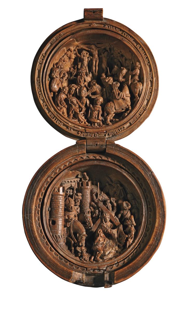 Juxtapoz Magazine - 16th-Century Netherlandish Carved Prayer Nuts