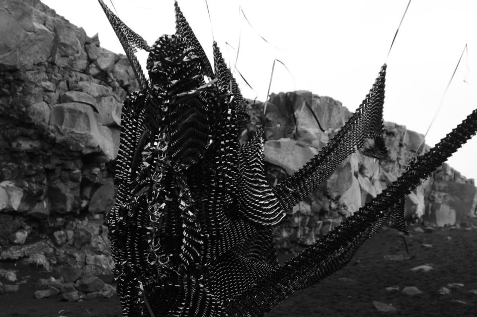Creatures Made From Old VHS Tapes: JuxtapozPhilipObRey08.jpg