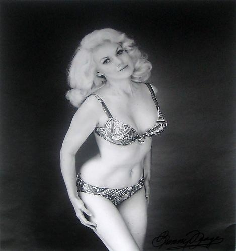 Juxtapoz Magazine - Solo Show of Photos from Pinup Artist-Model, Bunny  Yeager