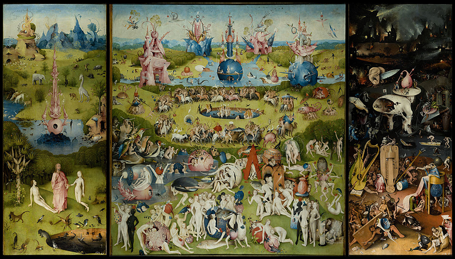 Hellscapes and Earthly Delights: Hieronymus Bosch's Largest Exhibition: Juxtapoz_Bosch1.jpg