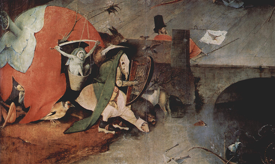 Hellscapes and Earthly Delights: Hieronymus Bosch's Largest Exhibition: Juxtapoz_Bosch3.jpg