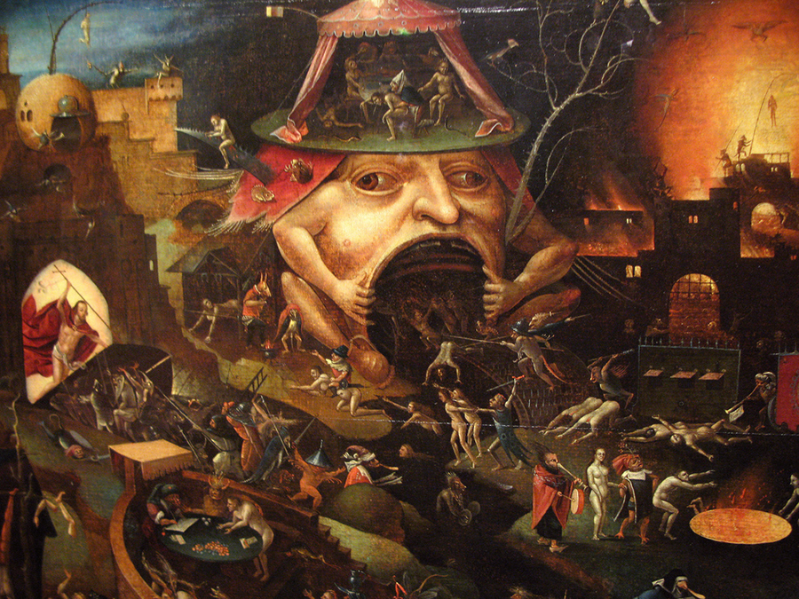 Hellscapes and Earthly Delights: Hieronymus Bosch's Largest Exhibition: Juxtapoz_Bosch4.jpg