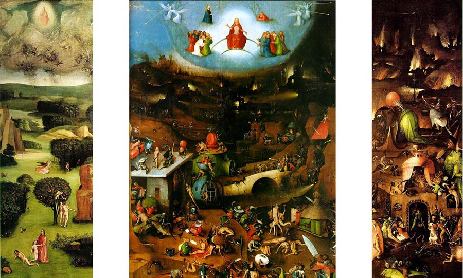 Hellscapes and Earthly Delights: Hieronymus Bosch's Largest Exhibition: Juxtapoz_Bosch5.jpg