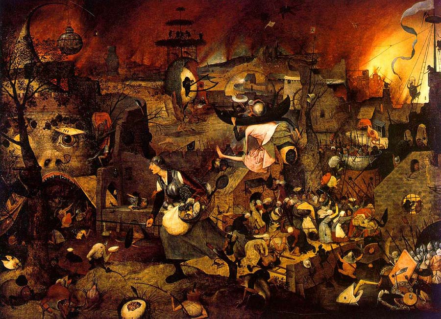 Hellscapes and Earthly Delights: Hieronymus Bosch's Largest Exhibition: Juxtapoz_Bosch7.jpg