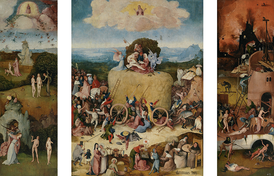 Hellscapes and Earthly Delights: Hieronymus Bosch's Largest Exhibition: Juxtapoz_Bosch8.jpg