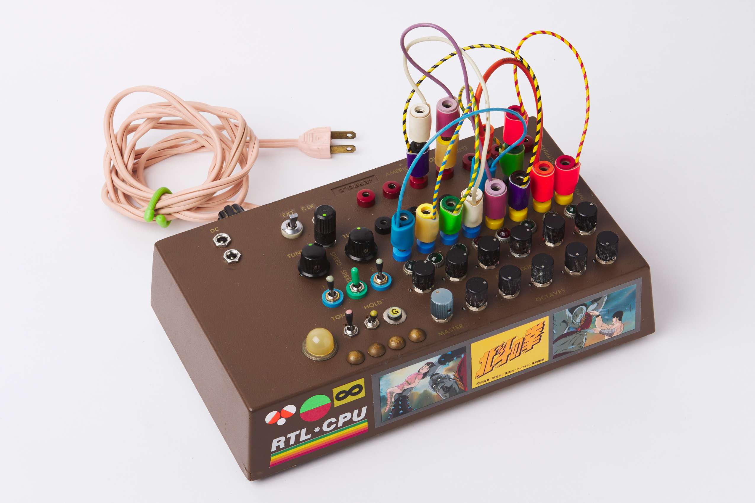 Juxtapoz Magazine - New American Instruments @ HARPY Gallery