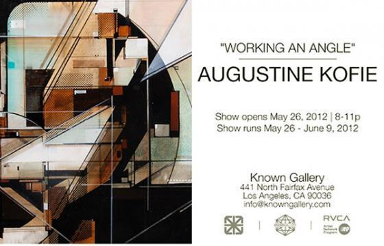 """Working An Angle"" @ Known Gallery"