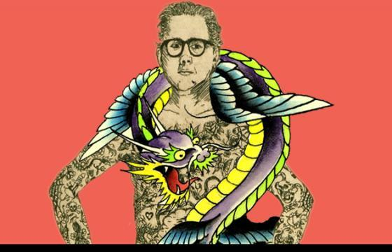 Juxtapoz at MoMA: Ed Hardy Tattoo the World screening tonight