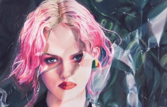 Wrinkled Paintings by Stefania Fersini
