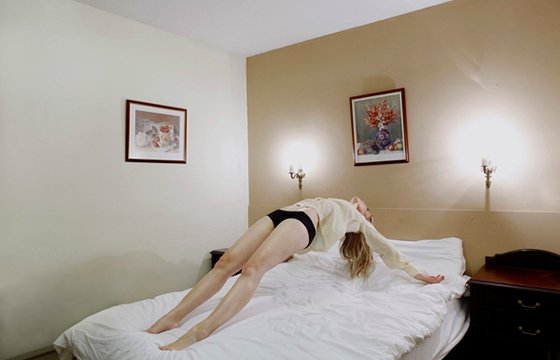 Mariell Amélie's Explorations Into Self-Portraiture