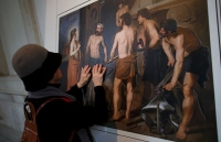 "Printing Technique Allows Blind People to ""See"" Paintings"