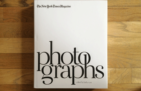"A look at The New York Times Magazine's ""Photographs"" book"