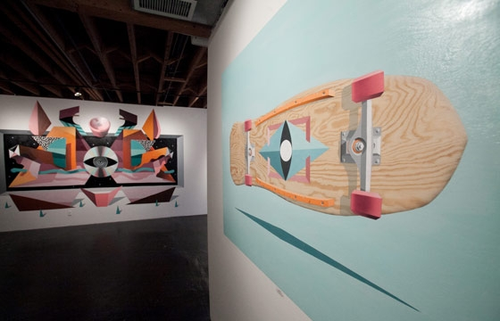 "Opening: Low Bros ""Wasted Youth"" @ Thinkspace Gallery"