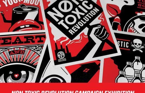 Non Toxic Revolution @ THIS Gallery Los Angeles