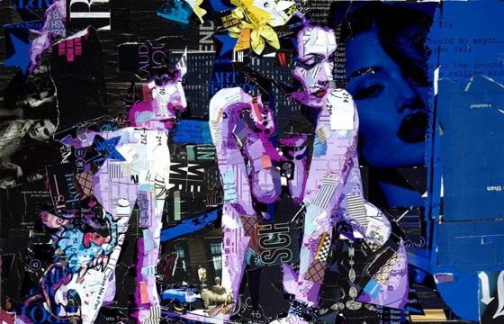 Provocative Collages by Derek Gores