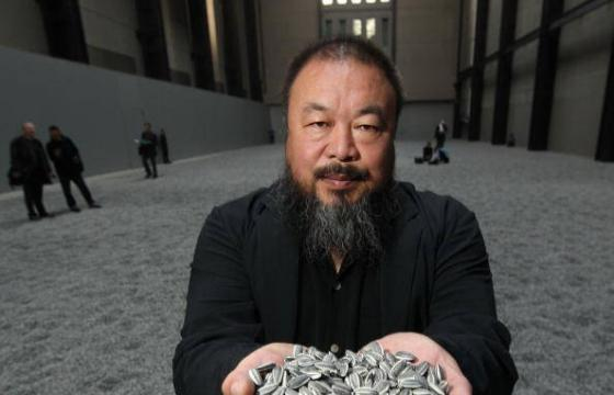 "Ai Weiwei ""Sunflower Seeds"" @ Mary Boone Gallery, NYC"