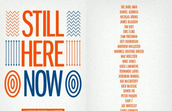 Still Here Now Art Show