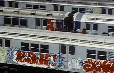 1976 New York Graffiti Experience