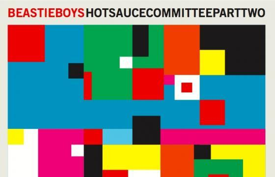 Album Cover Art: Beastie Boys' Hot Sauce Committee Part Two