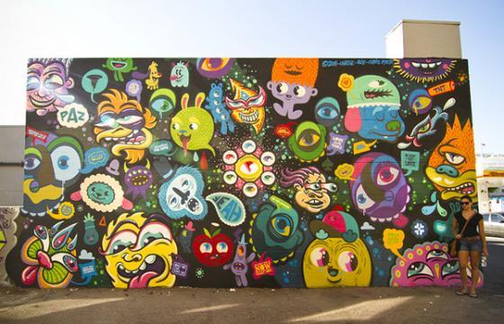 Bue in Los Angeles