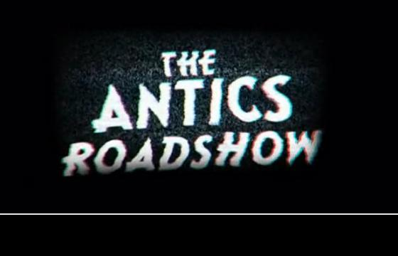 "Banksy ""The Antics Roadshow"" in Full"