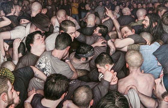 In the Magazine: Dan Witz
