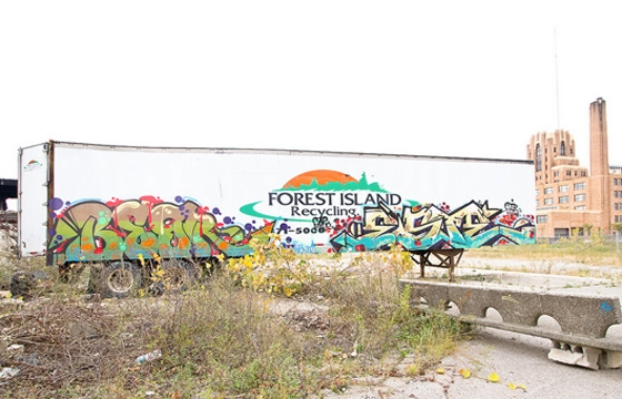 Forest Island Recycling presents…
