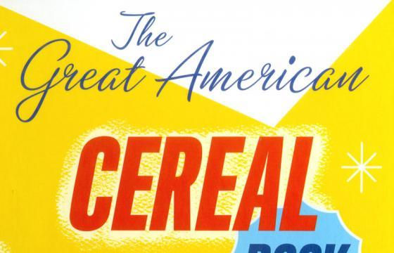 New Release: The Great American Cereal Book