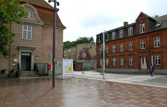 Aryz in Næstved, Denmark