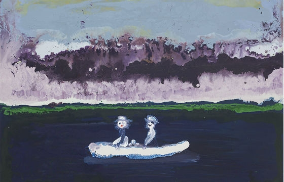 Wonky Aristocrats by Genieve Figgis