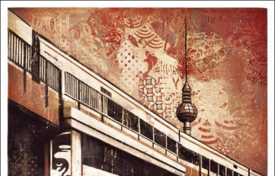 "Shepard Fairey ""Your Ad Here"" at V1 Gallery this August"