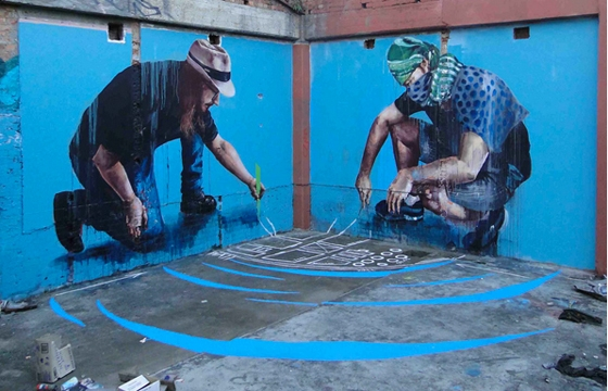An update with Fintan Magee