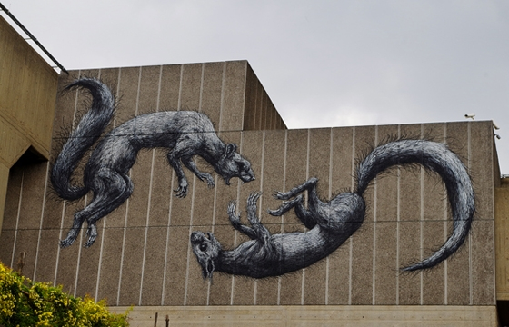 Update: Roa in London