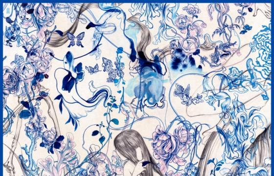 James Jean: OVM x Blitz @ Lane Crawford, Hong Kong