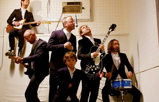 "Music Video: The National ""Sea Of Love"""