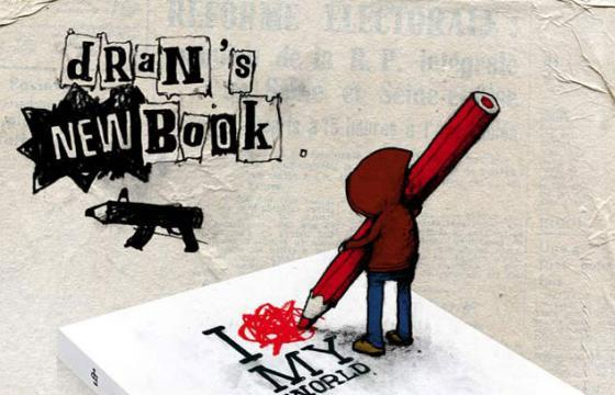 New book from DRAN—I Love My World