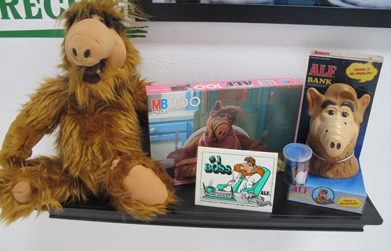 "Young & Reckless: An ""Alf"" pop-up show @ Known Gallery, LA"
